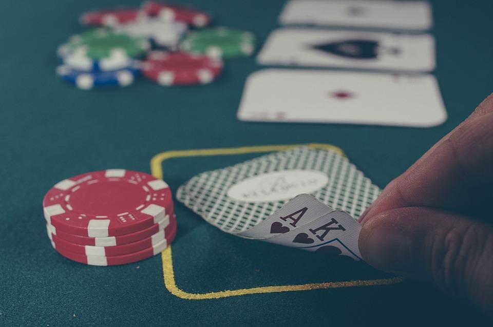 forskel på almindelig og online blackjack