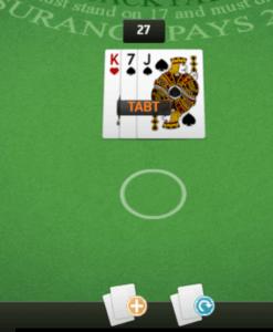Følger du blackjack-systemet er din chance for succes større